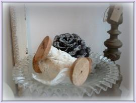 houten spoelen    VERKOCHT