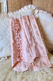 Shabby corset.