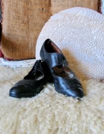 Antieke tapdans schoentjes