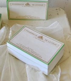 Pharmaseutische doosjes