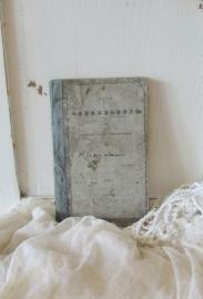 Boekje leerredenen 1850  VERKOCHT
