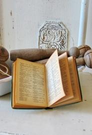 Woordenboekje Engels