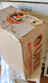 Oude Unox doos