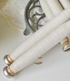 Spoelen met oud elastiek