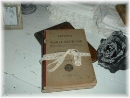 setje oude schoolboeken                    VERKOCHT
