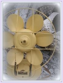 oude ventilator  VERKOCHT