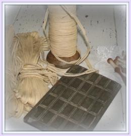 chocolade mal  VERKOCHT
