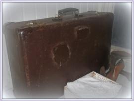 stoere koffer    VERKOCHT