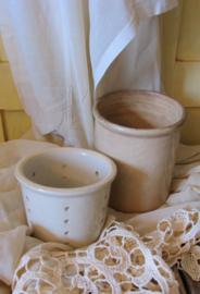aardewerk kaasmalletje