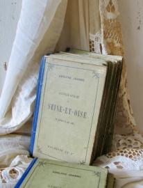Oude Franse boekjes