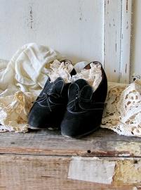 Antieke dames schoentjes