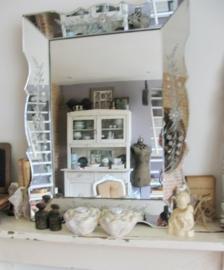Venetiaanse spiegel  VERKOCHT