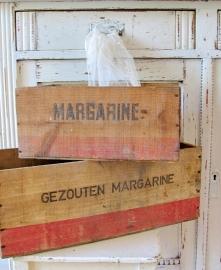 Margarine kistje