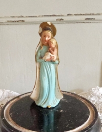 Maria met baby  VERKOCHT
