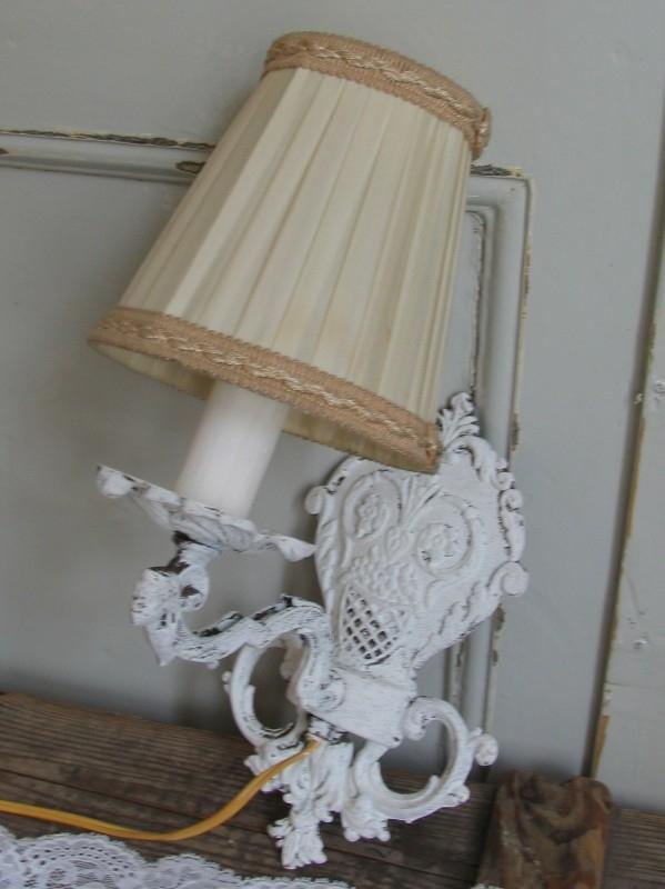Muurlampje   VERKOCHT