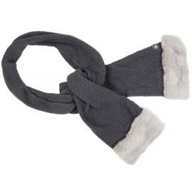 Sjaal -Piemont fake fur- 25 x 200 cm