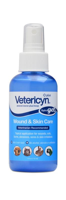 Vetericyn® Plus HydroGel Spray - 120 mL