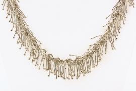 ___261135___ Zilveren collier met armband