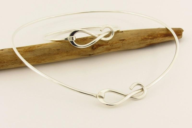 ___261273___  Zilveren spang met armband