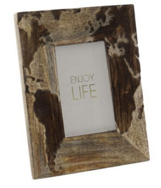 PHOTO FRAME MANGO 10X15 WORLD