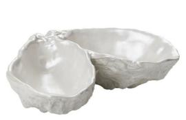 Snackkom oester dubbel