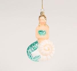 Mermaid & Shell Shaped Bauble