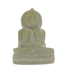 Buddha travel stone