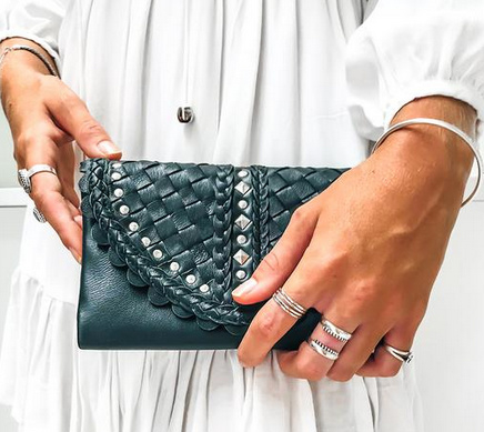 Mahiya Arabella purse black