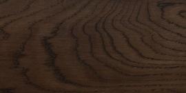 Landelijke sidetable wit met eiken blad, 8 laatjes + plateau  200 cm l. x 45 cm d. x 85 cm hg. BR
