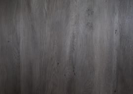 Xpression Rustique bartafel wit met eiken blad, 2 laden 130 cm x 90 cm x 104 cm hoog