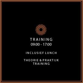 Aanmelding training 15 mei 2017