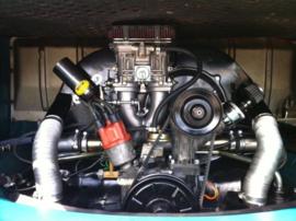 Motor 1680cc Centraal dubbele weber