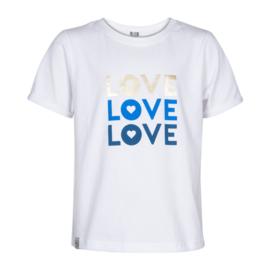 Kiestone tshirt wit print