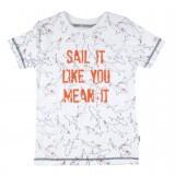 Rumbl Royal t-shirt wit haaien