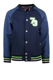 Tygo&Vito Boys baseball vest navy