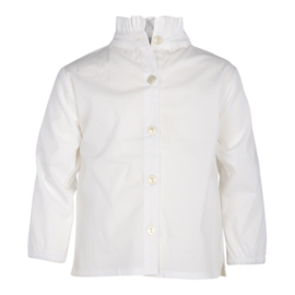 kiezeltje blouse wit KM6648