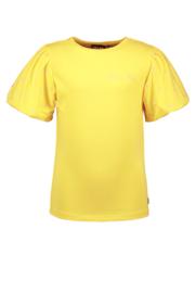 Like Flo geel t-shirt pofmouw 5460