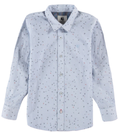 Garcia Boys blouse lichtblauw