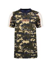 Tygo&Vito Boys tshirt army print