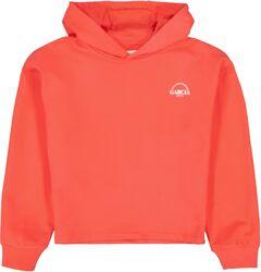 Garcia Girls hoody rood