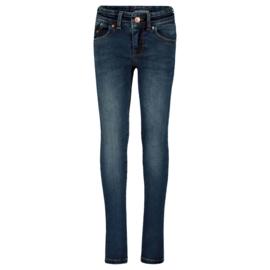 LTB meisjes Julita super skinny spijkerbroek donkerblauw