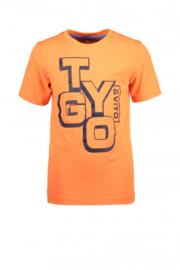 Tygo&Vito Boys tshirt fel oranje