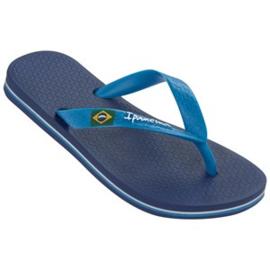 Ipanema classic kids slippers blauw