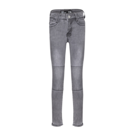 Dutch Dream Denim jongens spijkerbroek Kamata grijs extra slim fit