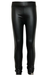 Topitm Chantal leather look legging zwart