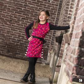 Lovestation22 meisjes jurk Isla roze