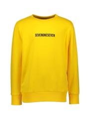 sevenoneseven sweater geel