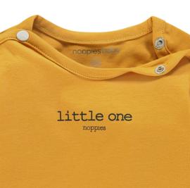 noppies newborn longsleve shirt geel