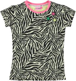 O'chill t-shirt Tess zebra