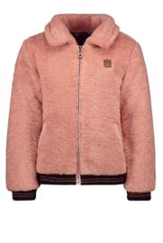 Like Flo meisjes winterjas 5270 roze